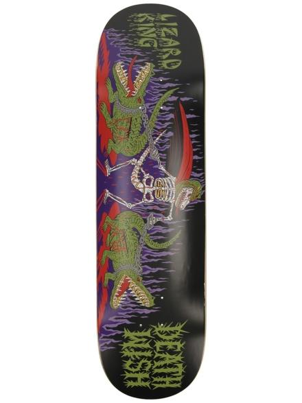 "Deathwish Lizard King Revenge Of The Ninja 8.5"" Skateboard Deck patroon"