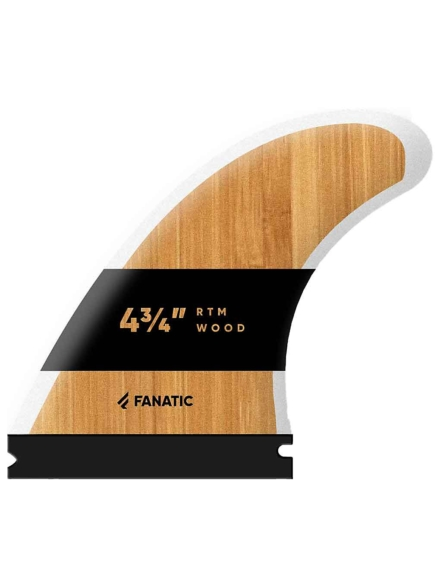 "Fanatic Side Fly Eco 2Pcs 4.75"" Set SUP Fin Set patroon"