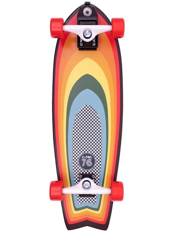 Z-Flex Surf-a-Gogo 31.0″ Surfskate patroon