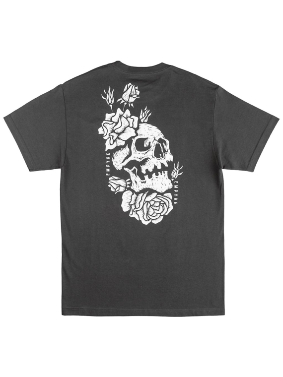 Empyre Skully Rose T-Shirt patroon