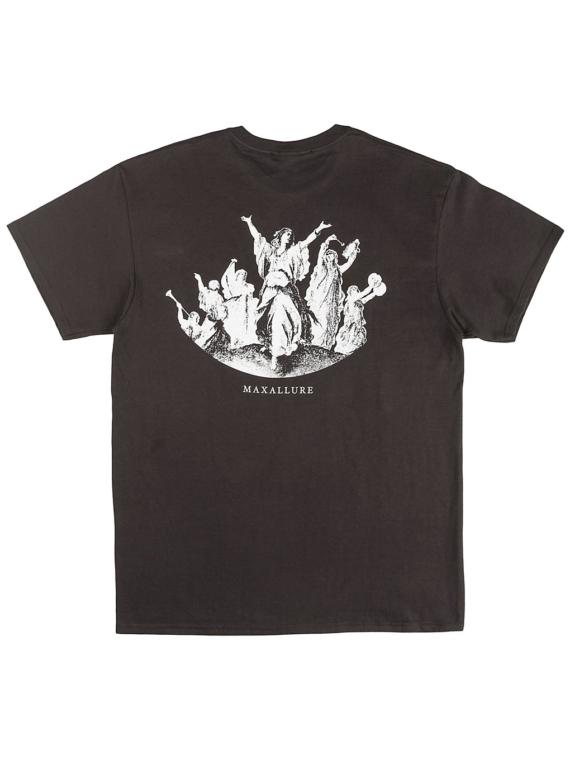 Maxallure Rejoice T-Shirt zwart