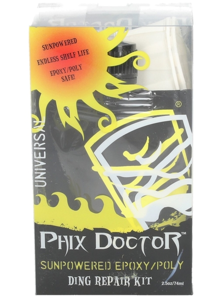 Phixdoctor Epoxy Kit Small 2.5Oz geel