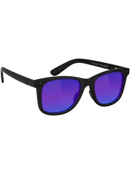 Glassy Mikemo Premium Polarized zwartout zwart