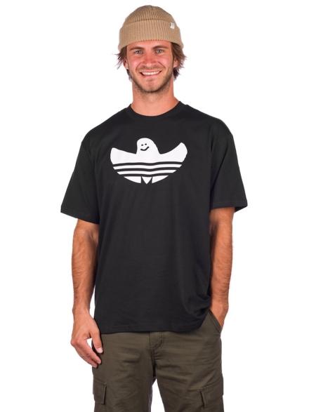 adidas Skateboarding G Shmoo T-Shirt zwart