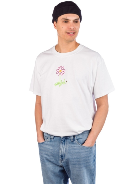 Teddy Fresh Busy Bee T-Shirt wit