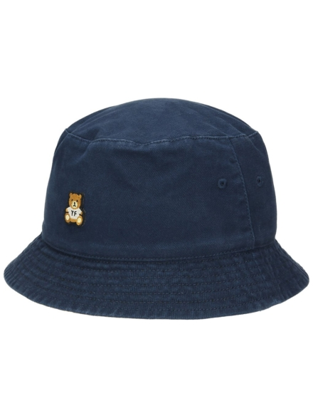 Teddy Fresh Reversible Bucket hoed blauw