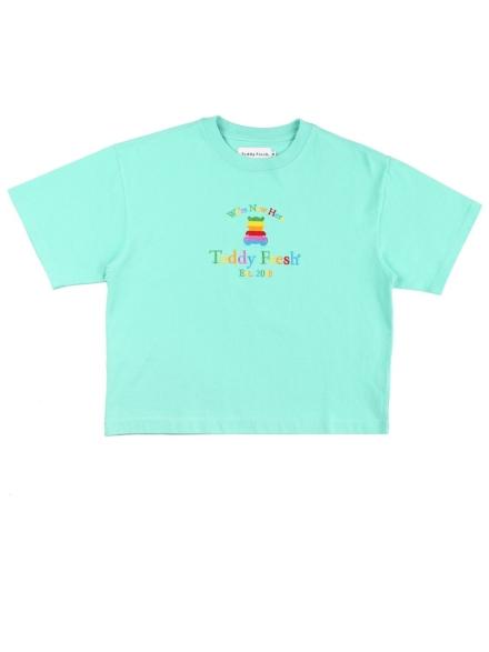 Teddy Fresh We're New Here T-Shirt blauw