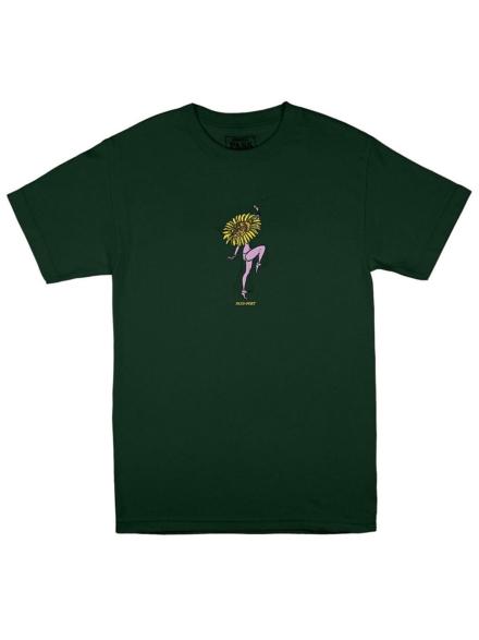 Pass Port Floral Dancer T-Shirt groen
