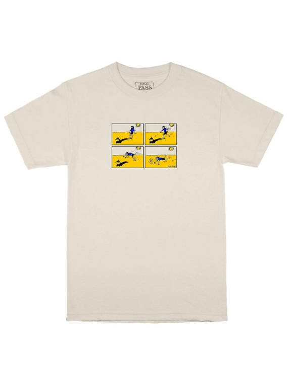 Pass Port Shady Shadows T-Shirt wit