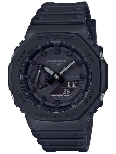 G-SHOCK GA-2100-1A1ER zwart