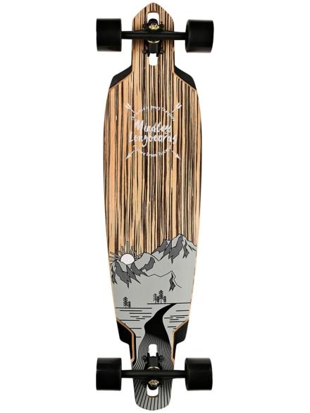 "Mindless Longboards Lakota DT IV 40.0"" Complete bruin"