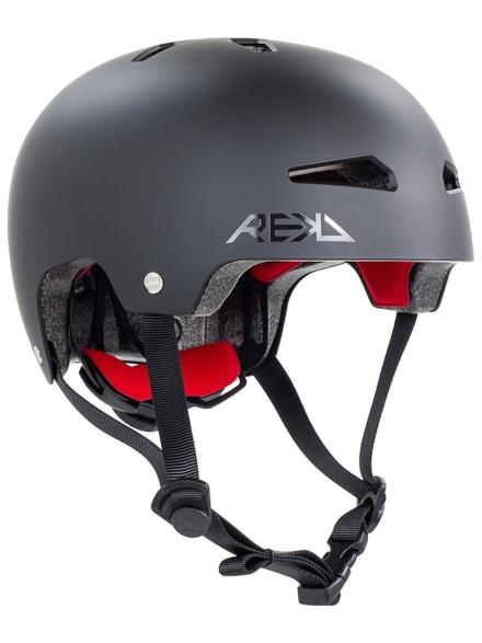 REKD Junior Elite 2.0 Skihelm zwart