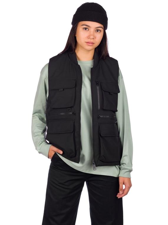 Carhartt WIP Colewood Vest zwart