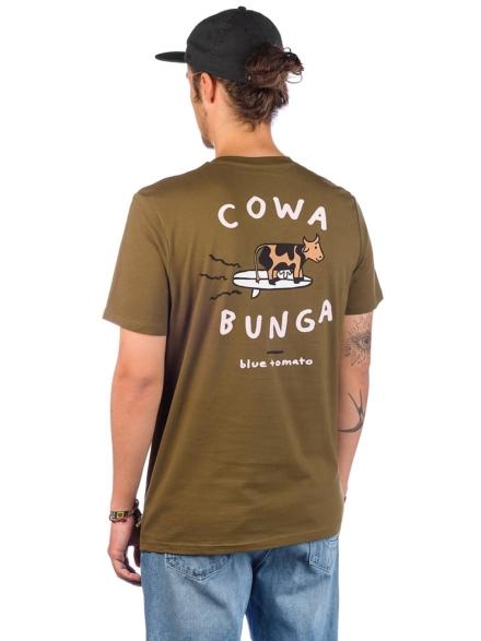 Blue Tomato Cowabunga T-Shirt bruin