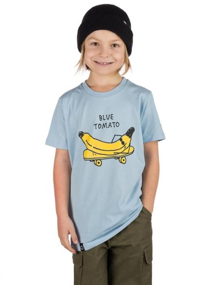 Blue Tomato Banana T-Shirt blauw
