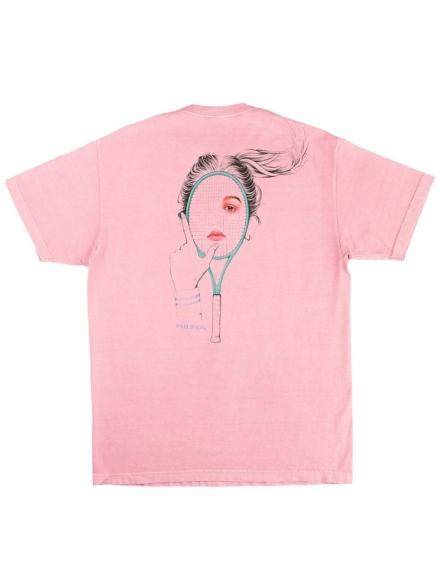 Paterson Ricardo T-Shirt roze