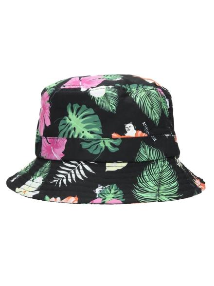 RIPNDIP Maui Nerm Bucket hoed zwart