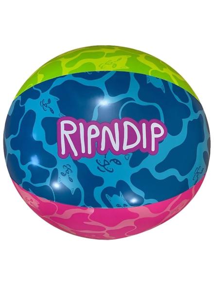 RIPNDIP Surfs Up Beach Ball patroon