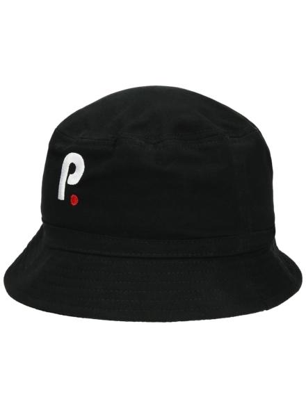 Paterson Bucket petje zwart