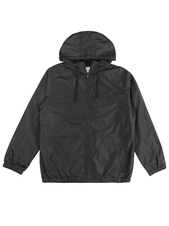 Zine Course Full Zip Ski jas zwart