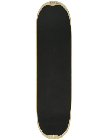 SlopeDeck Snow Skate bruin