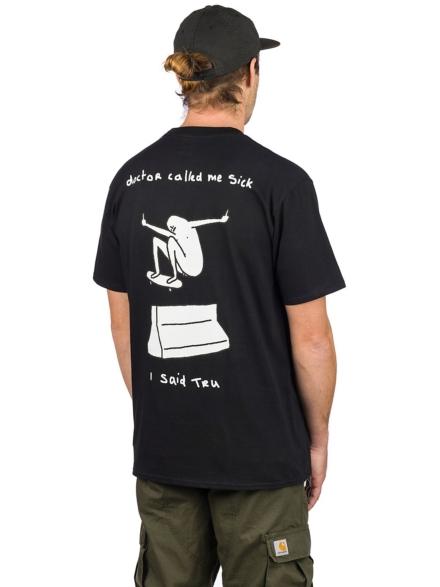 Leon Karssen Sick T-Shirt zwart