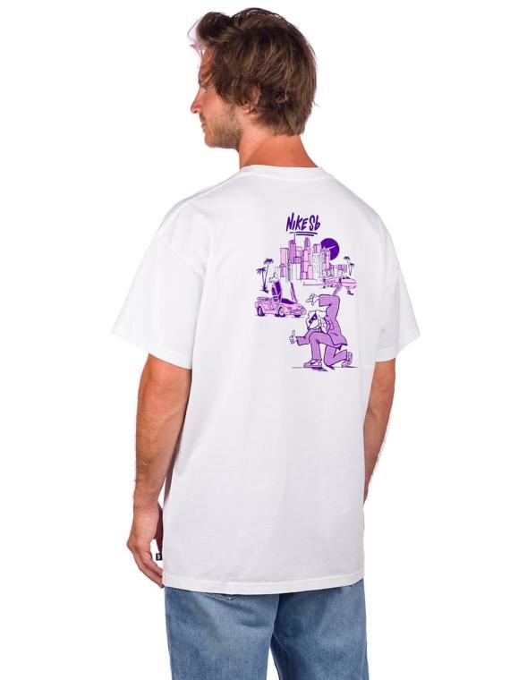 Nike Vice T-Shirt wit