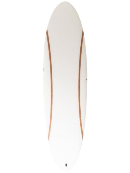 Alterego Paddle Vee 6'6 wit