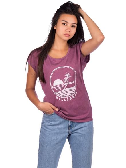 Billabong All Night T-Shirt paars