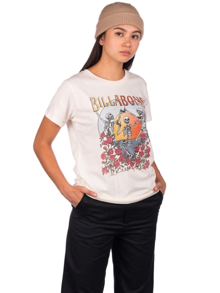 Billabong Morning Sun T-Shirt wit
