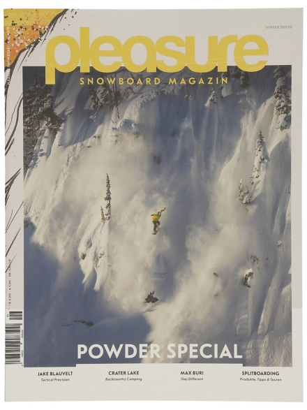 Pleasure Powder Special 2019/20120Magazin patroon