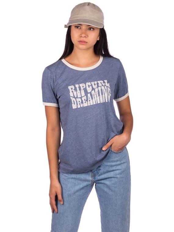 Rip Curl Cali Dream T-Shirt blauw