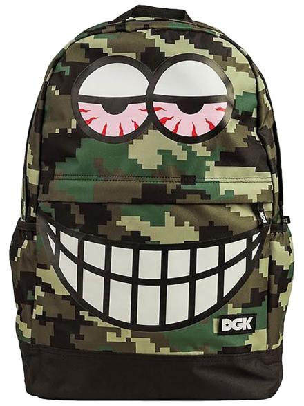 DGK Smirk rugtas camouflage
