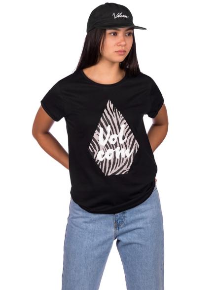 Volcom Radical Daze T-Shirt zwart