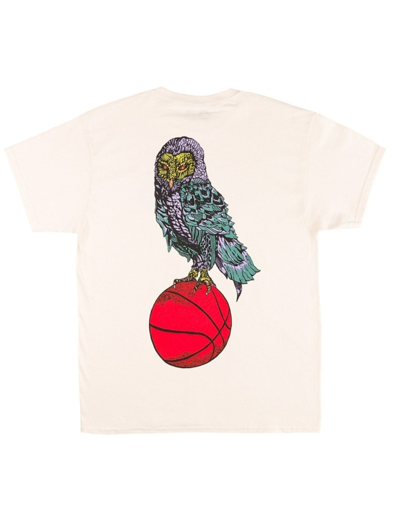 Welcome Hooter Shooter T-Shirt wit