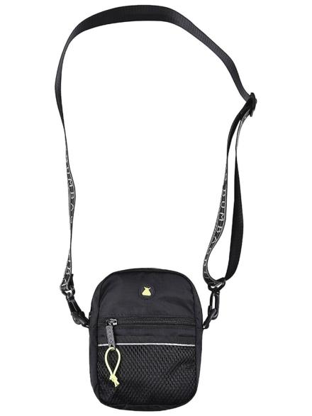 Bumbag Hi Viz Compact tas zwart