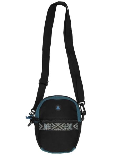 Bumbag Oaker Compact tas zwart