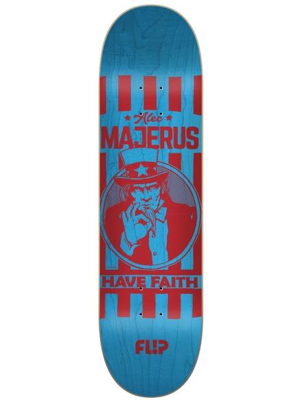 """Flip Two Tone Majerus 8.25"""" Skateboard Deck patroon"""