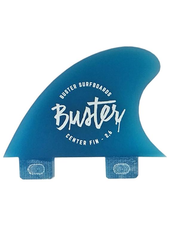 Buster Center 2.6 Fin blauw