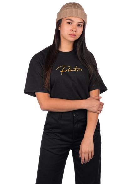 Primitive Voyager T-Shirt zwart