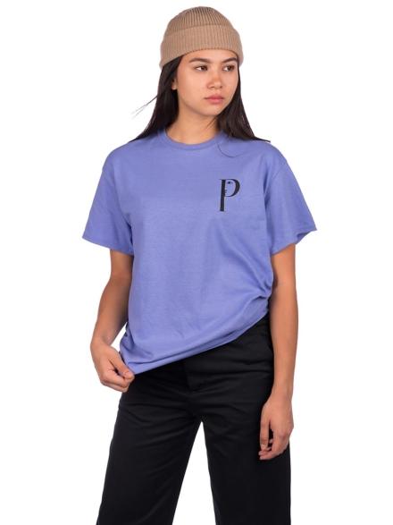 Primitive Lookout T-Shirt paars