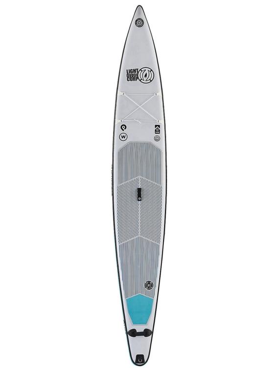Light Platin Series Race 14'0 SUP Board patroon