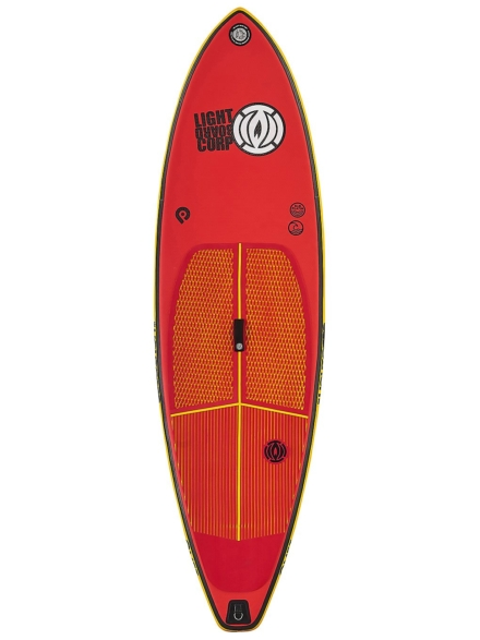 Light Platin Series Wave 9'6 SUP Board patroon
