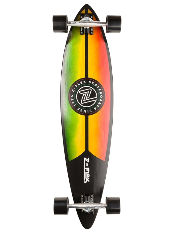 Z-Flex Tri Ply Wood Grain 38″ Complete patroon