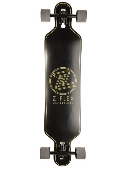 "Z-Flex Drop Through Power Line 30"" Complete zwart"