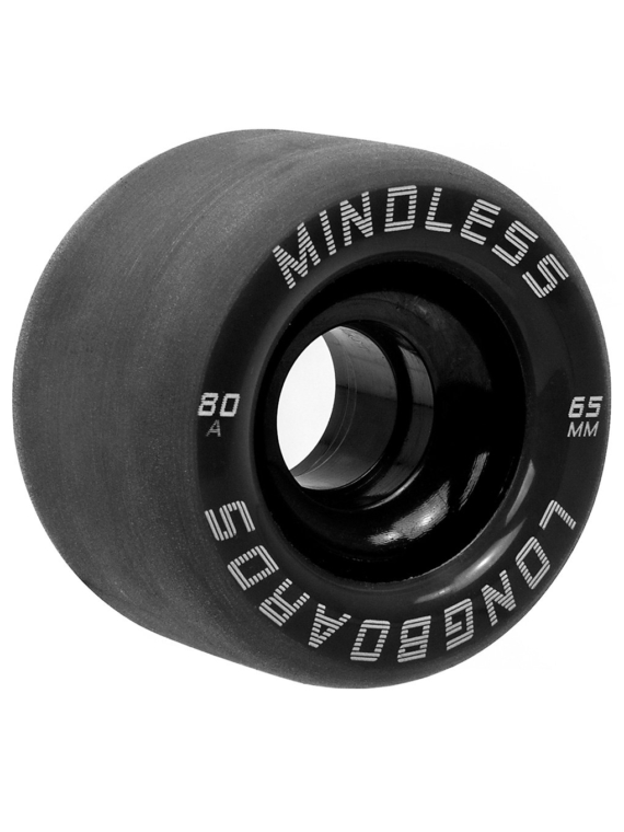 Mindless Longboards Viper 65mm 82a Wheels zwart