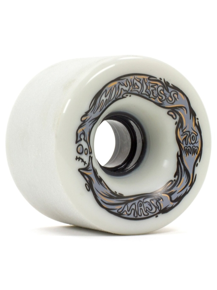 Mindless Longboards Voodoo Maji 78A 70x51mm Wheels grijs