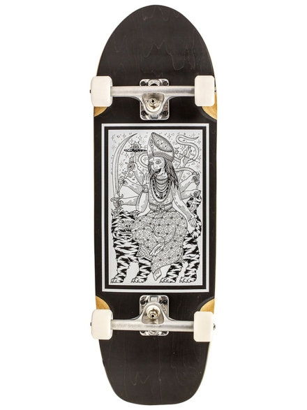 "Mindless Longboards Tiger Sword 30"" Complete zwart"