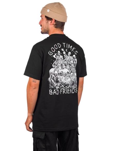 Lurking Class GTBF x Stikker T-Shirt zwart