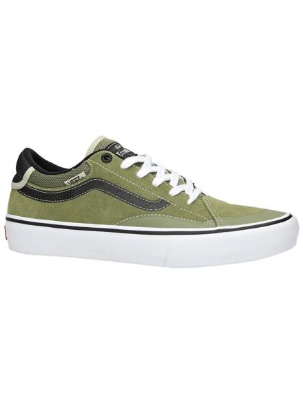 Vans TNT Advanced Prototype Skate schoenen groen